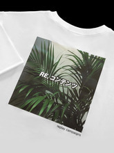 new replay campaign 1/2 tee (green)